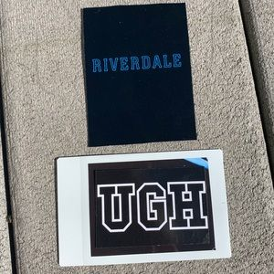 RIVERDALE HOT TOPIC MERCHANDISE DECOR USED